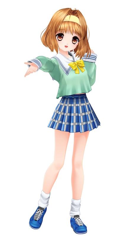 【Vtuber】 『シスター・プリンセス』VTuber花穂の3Dビジュアルが公開! デビュー日は5月25日に決定
